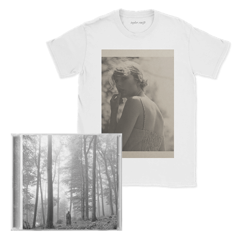 √in the trees edition deluxe (t-shirt + cd) von Taylor Swift - CD-Bundle jetzt im Taylor Swift Shop