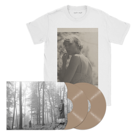 √in the trees edition deluxe (t-shirt + lp) von Taylor Swift - LP-Bundle jetzt im Taylor Swift Shop