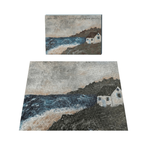 √the house on the coast von Taylor Swift - puzzle jetzt im Taylor Swift Shop
