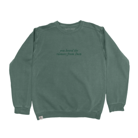 √you heard the rumors from inez von Taylor Swift - pullover jetzt im Taylor Swift Shop
