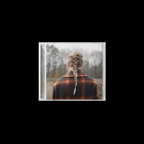 √evermore album deluxe edition von Taylor Swift - cd jetzt im Taylor Swift Shop