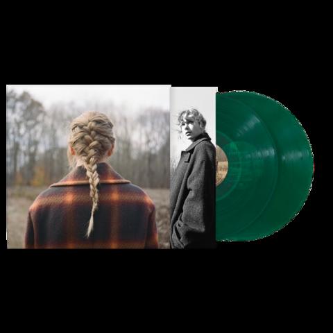 √evermore album deluxe edition von Taylor Swift - vinyl jetzt im Taylor Swift Shop