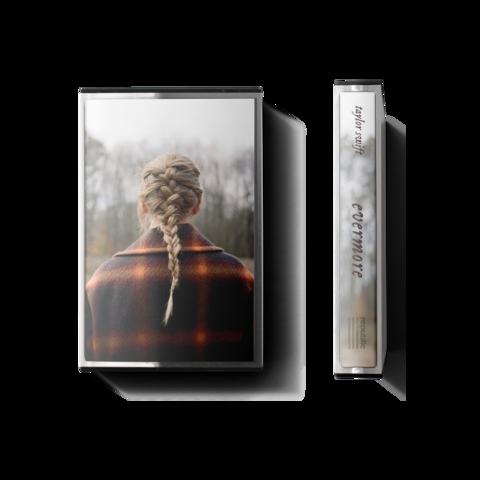 √evermore album deluxe edition von Taylor Swift - cassette jetzt im Taylor Swift Shop
