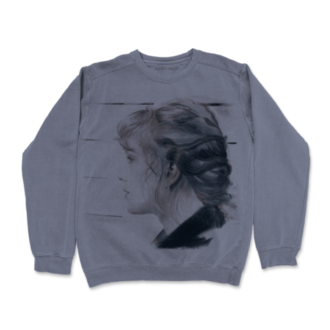 the bluest skies the darkest gray von Taylor Swift - pullover jetzt im Taylor Swift Shop