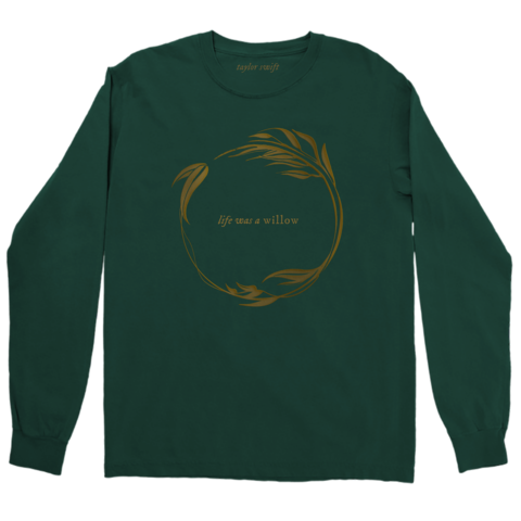 √the life was a willow von Taylor Swift - longsleeve jetzt im Taylor Swift Shop