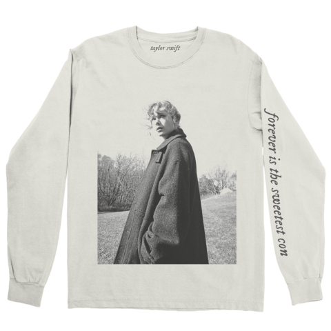 the forever is the sweetest con von Taylor Swift - longsleeve jetzt im Taylor Swift Shop