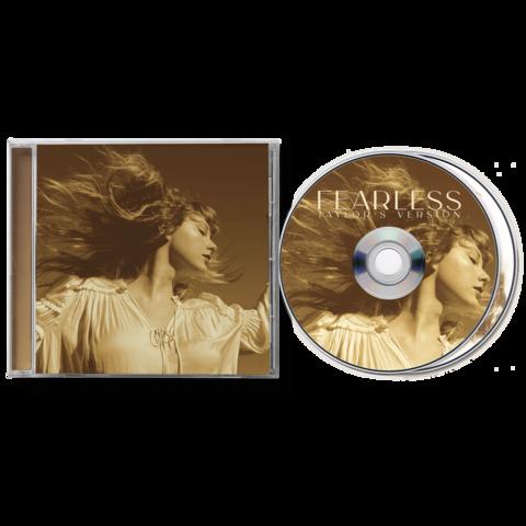√fearless (taylor's version) von Taylor Swift - CD jetzt im Taylor Swift Shop