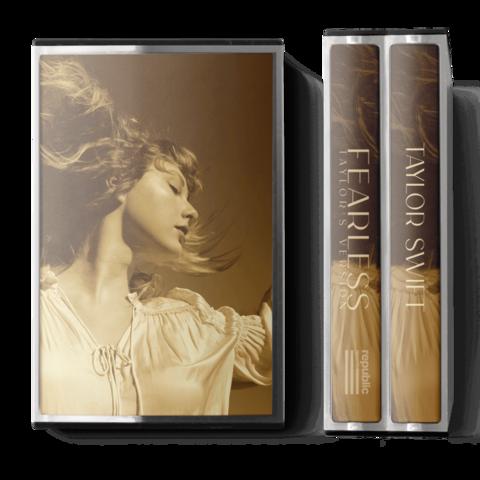 √fearless (taylor's version) von Taylor Swift - cassette jetzt im Taylor Swift Shop
