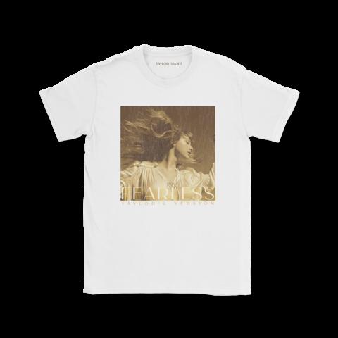 √album cover von Taylor Swift - t-shirt jetzt im Taylor Swift Shop