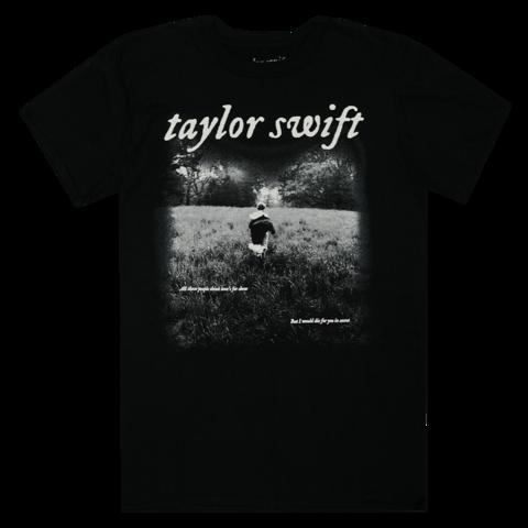 √I WOULD DIE FOR YOU IN SECRET von Taylor Swift - t-shirt jetzt im Taylor Swift Shop