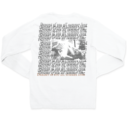 √DREAMT OF YOU ALL SUMMER LONG von Taylor Swift - long sleeve t-shirt jetzt im Taylor Swift Shop