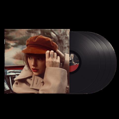 Red (Taylor's Version) Vinyl von Taylor Swift - 4LP jetzt im Taylor Swift Store