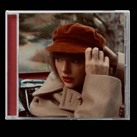 Red (Taylor's Version) (Clean) von Taylor Swift - 2CD jetzt im Taylor Swift Store