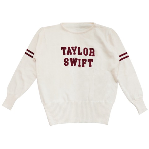 TAYLOR SWIFT by Taylor Swift - KNIT SWEATER - shop now at Taylor Swift store