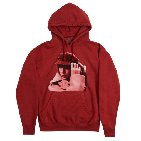 ALBUM COVER by Taylor Swift - RED HOODIE - shop now at Taylor Swift store