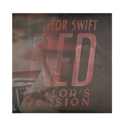 ALBUM COVER by Taylor Swift - Lenticular image - shop now at Taylor Swift store