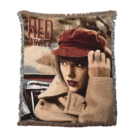 ALBUM COVER by Taylor Swift - WOVEN BLANKET - shop now at Taylor Swift store