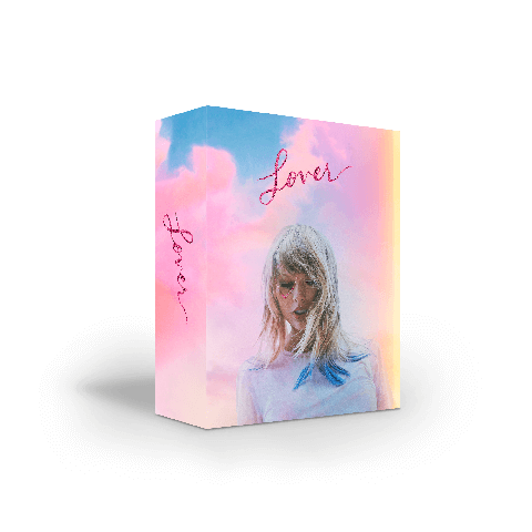 Lover (Ltd. CD Boxed Set) von Taylor Swift - Box jetzt im Taylor Swift Shop