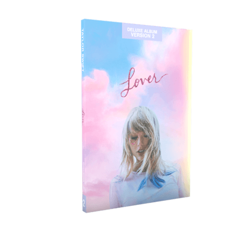 Lover (Deluxe Album Version 2) von Taylor Swift - CD jetzt im Taylor Swift Shop