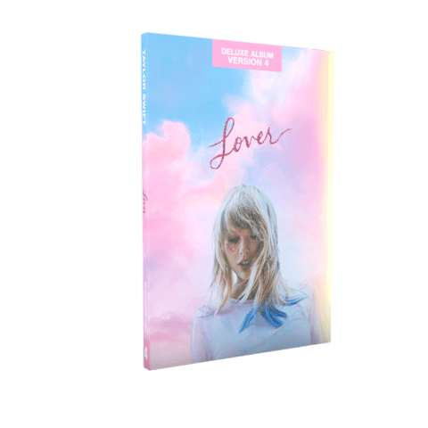Lover (Deluxe Album Version 4) von Taylor Swift - CD jetzt im Taylor Swift Shop